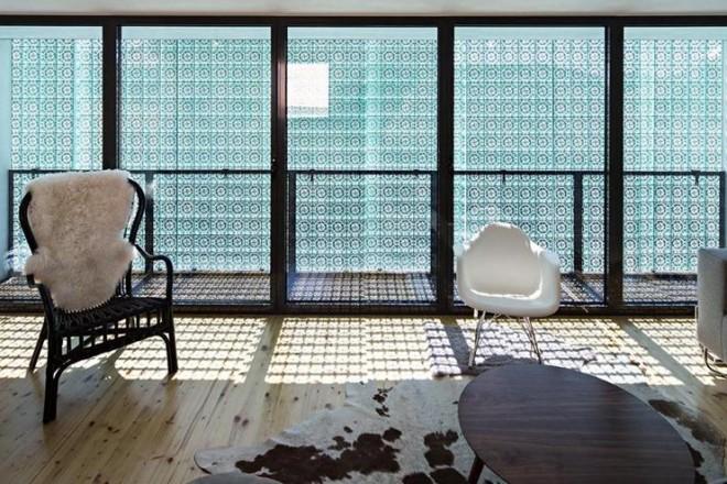 La casa ricoperta di azulejos