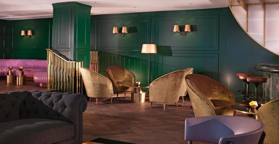 Tom dixon e il mondrian hotel di londra for Design hotel londra