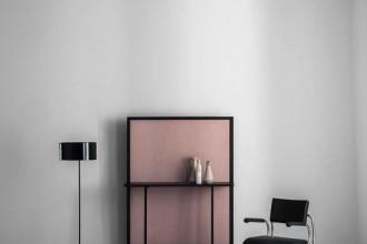 La parete divisoria torna al centro della casa contemporanea per creare angoli di intimità