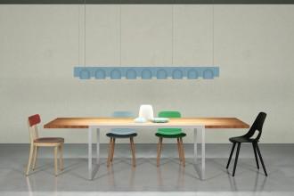 Le forme si smaterializzano, le linee vincono sui volumi, le lampade sono sempre più flessibili, si inclinano, ruotano su bracci orientabili. I diffusori si integrano nelle strutture filiformi oppure si riducono al bulbo lampadina. L'avvento dei LED e delle nuove fonti di illuminazione trasforma l'estetica della luceFontanaArte