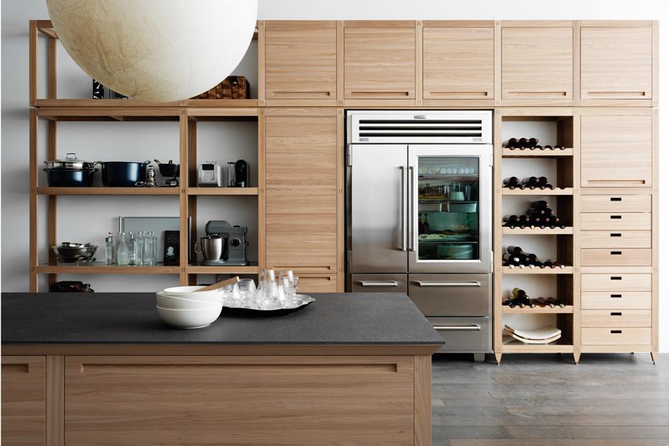 Cucine in legno come sceglierle living corriere - Cucine legno moderne ...
