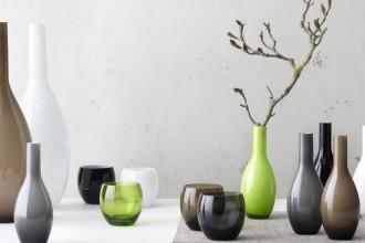 Il vetro esalta la bellezza delle composizioni floreali: ecco 25 modelli di vasi per portare lo stile (e la Natura) in casaBEAUTY DI LEONARDO
