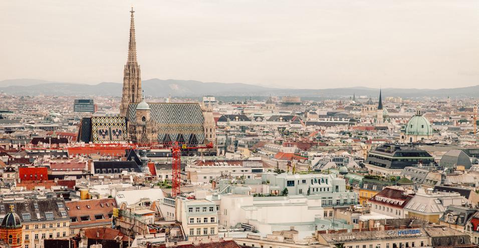 Il gotico Stephansdom è il Duomo di Vienna