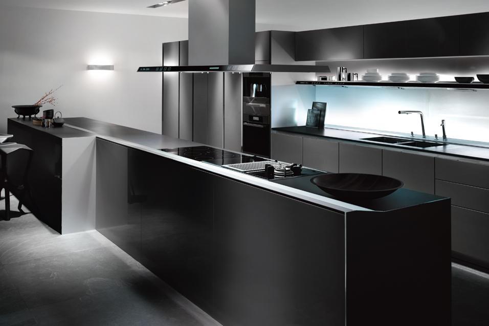 Alta tecnologia in cucina - Cucine high tech ...