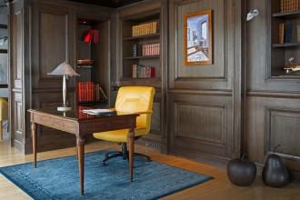 L'edificio storico di Montecarlo si rinnova e mette in vendita mobili, stoviglie e biancheria