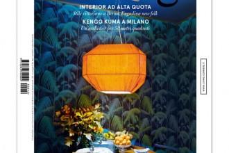 LA COVER DEL NUOVO LIVING 12 - 2014