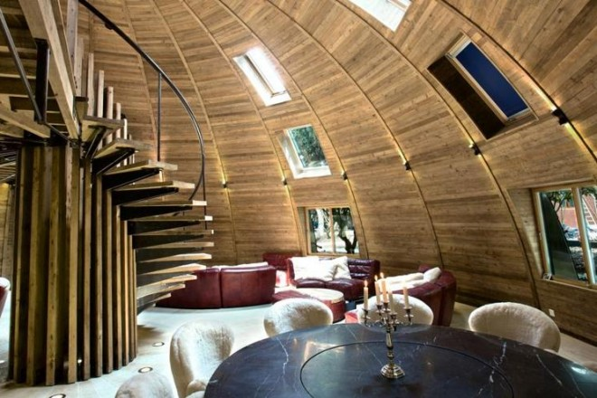 La dome home di timothy oulton for Giardino 54 nyc