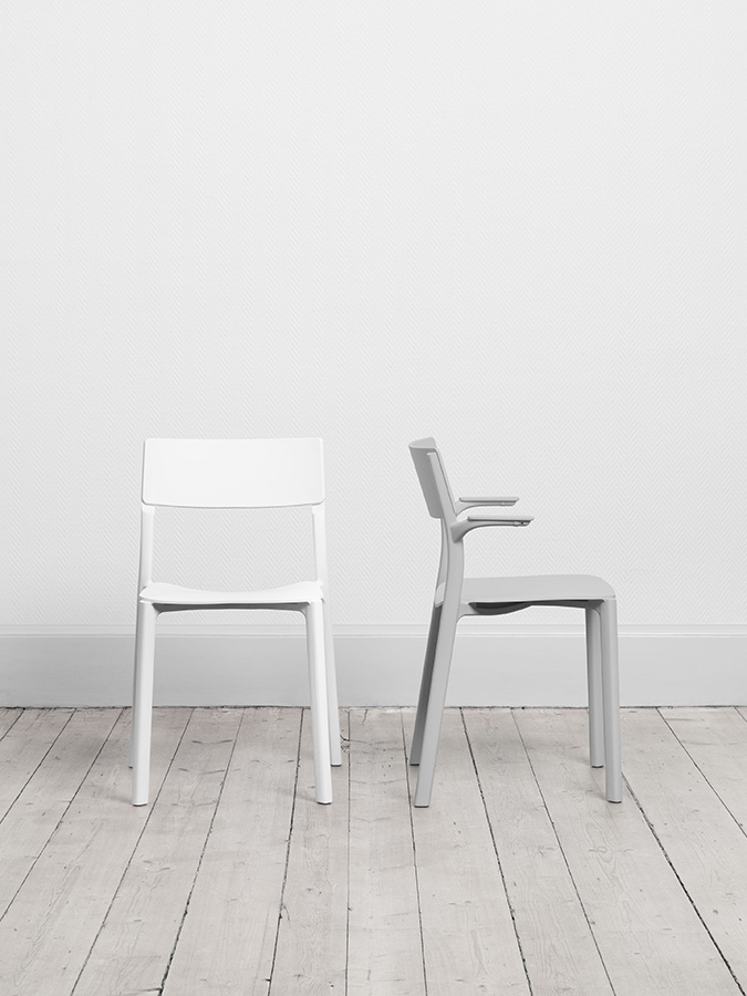 La sedia bella e resistente di Ikea e Form Us With Love