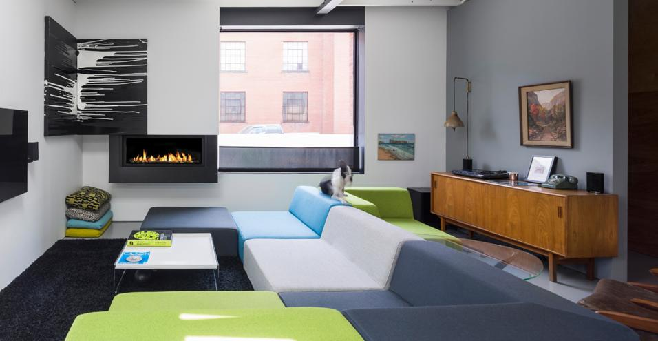 Interni di stile industriale for Siti di arredamento interni