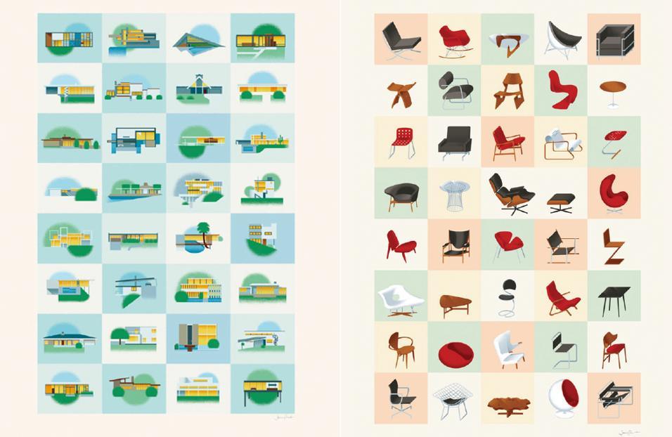 Nuova frontiera della comunicazione visiva, Visual Families è il libro che raccoglie le tavole grafiche più creative degli illustratori contemporanei. Edito da Gestalten