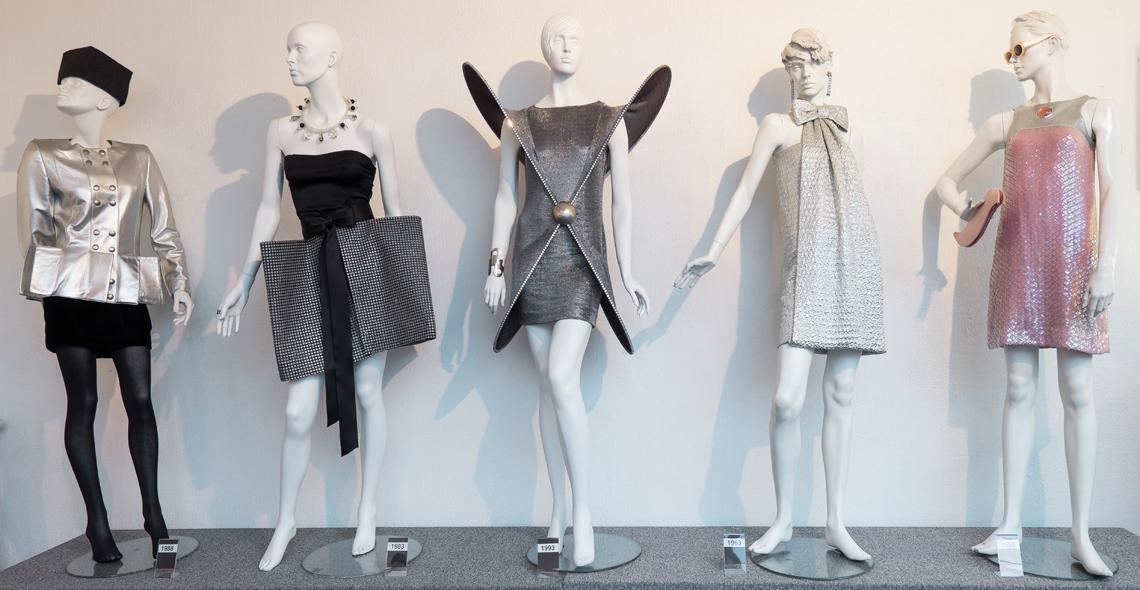 Apre a Parigi il museo che celebra gli oltre 60 anni di attività dell'inventore italo-francese del pret-à-porter