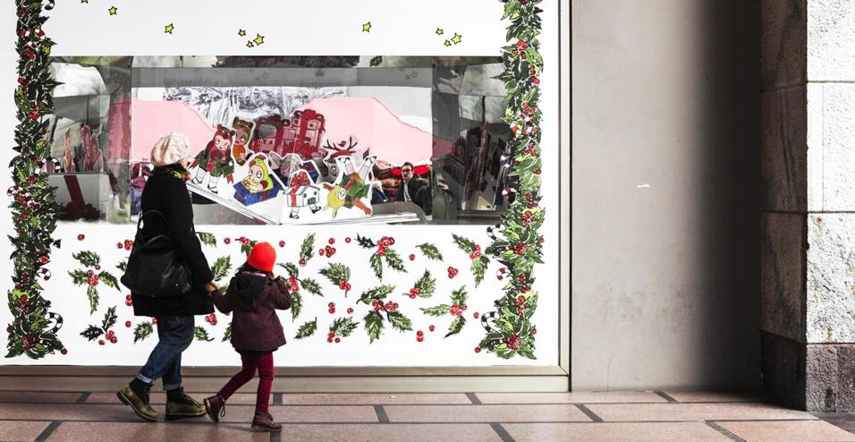 Moda e design: una selezione degli allestimenti più originali nelle vie dello shopping di Milano, Parigi e Londra