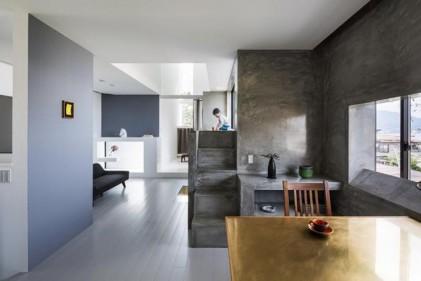 Arredare loft e open space idee di architettura d 39 interni for Arredare appartamento seminterrato
