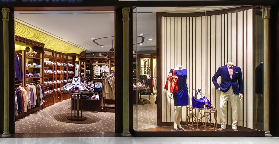 La Stefano Tordiglione Design firma il nuovo negozio del celebre marchio di abbigliamento americano