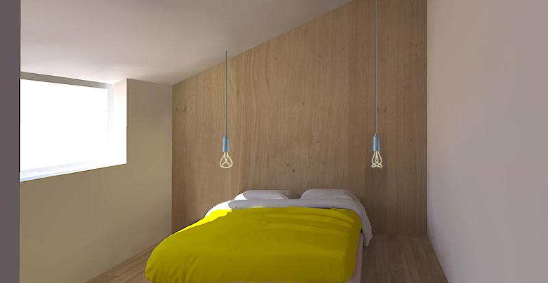 Come ristrutturare una mansarda di soli 40 mq foto 1 livingcorriere - Ristrutturare la camera da letto ...