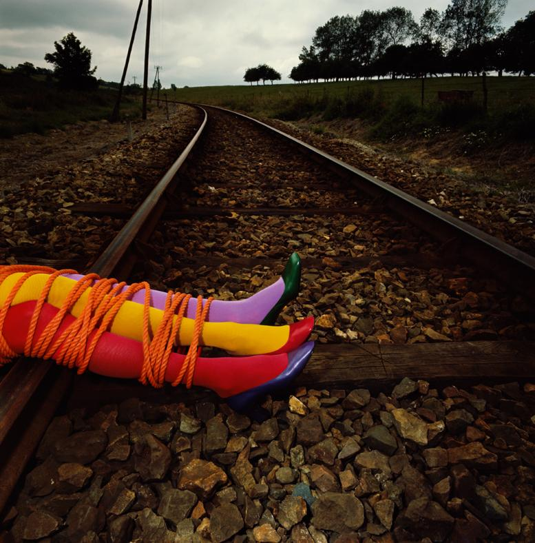 GUY BOURDIN: IMAGE MAKER