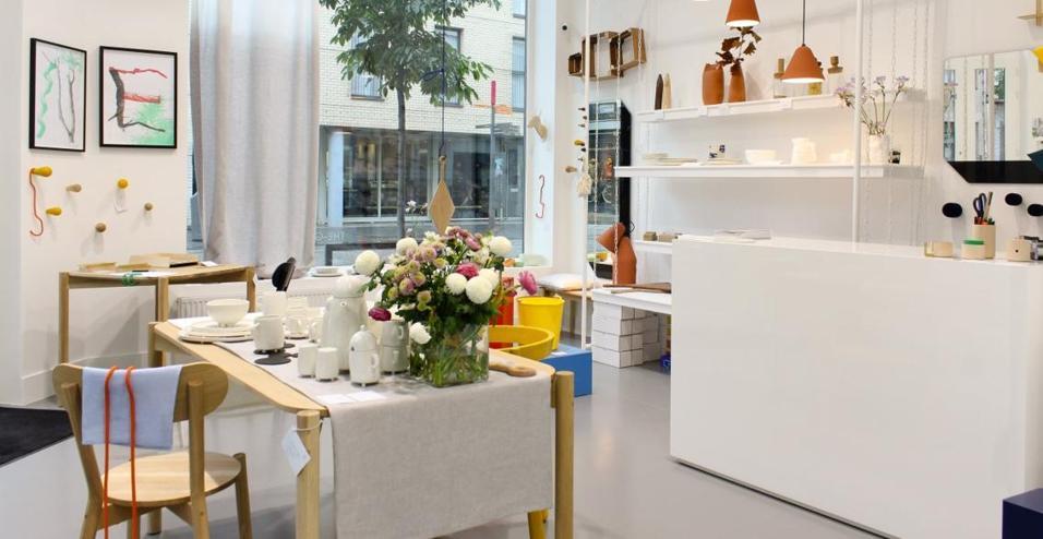 Inaugurato il 14 Ottobre ad Anversa, The Game è l'indirizzo perfetto per lo shopping natalizio