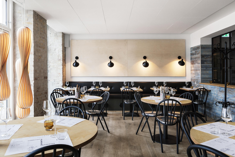 Hanzo il nuovo ristorante fusion di copenhagen con for Ristoranti di design
