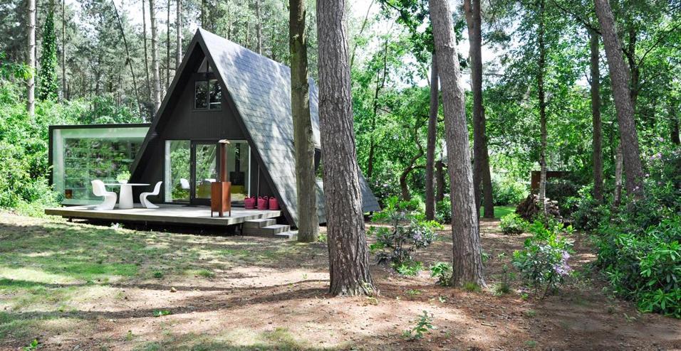Nei boschi, in montagna e sul mare. Hide and Seek è una raccolta di architetture extra urbane che permettono di ritagliarsi una pausa lontano dai rumori e dalla frenesia della città. Di Gestalten