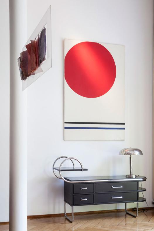 Casa-galleria