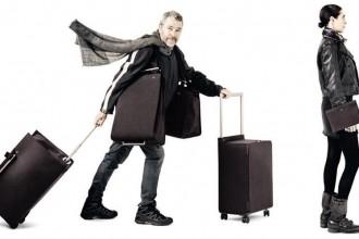 S+ARCKTRIP: la nuova linea unisex di valigie e borse firmata dal noto designer per il marchio francese Delsey