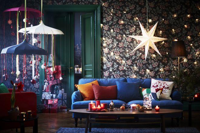 Decorazioni Natalizie Londra.Decorare Il Natale Idee E Suggestioni Living Corriere