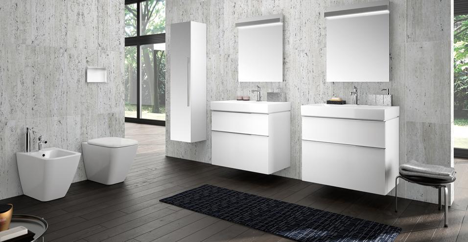 Pozzi Ginori Ceramiche Bagno.Design E Tecnologia In Bagno Con Pozzi Ginori