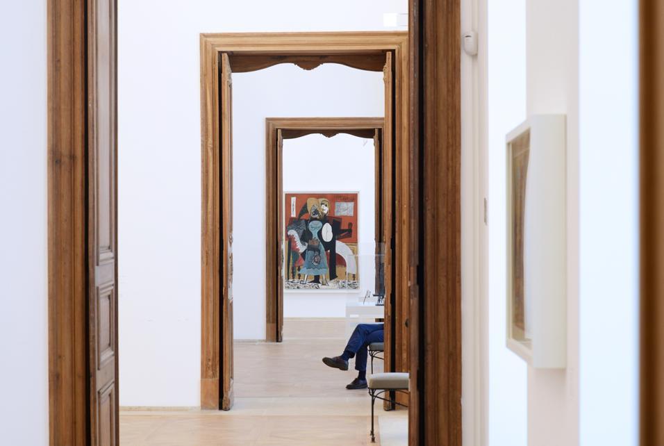 Il museo Picasso