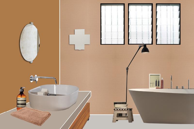 6 idee per arredare il bagno foto 1 livingcorriere for Idee per bagno
