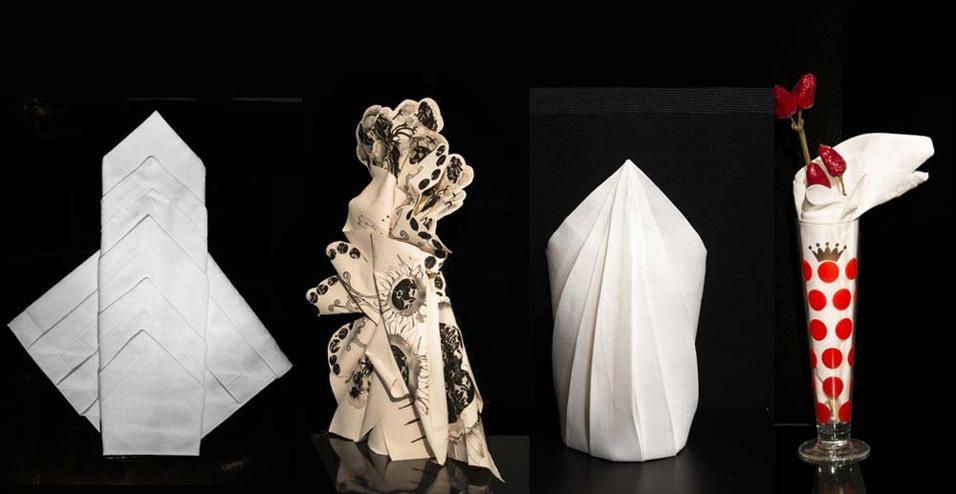Al ristorante Larte, personalità del design, cultura e moda danno la loro interpretazione a questa arte