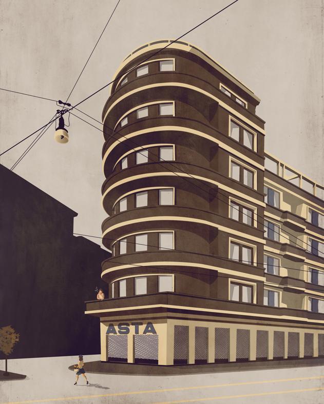 Illustrazioni made in Italy