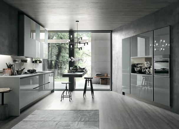 Cucine moderne foto livingcorriere - Cucine living moderne ...