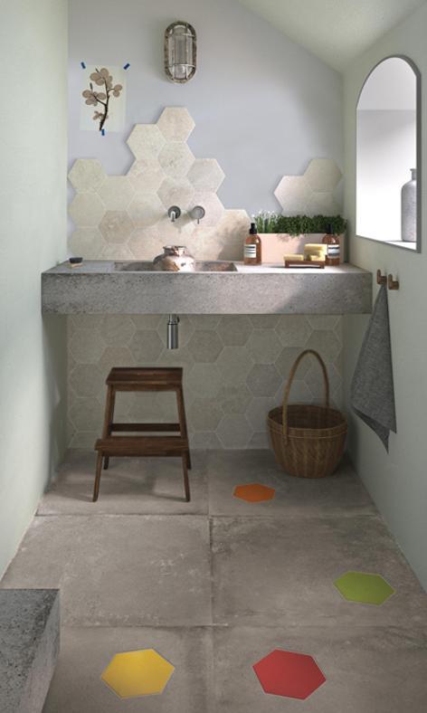 Rivestimenti per il bagno for Piastrelle per bagno