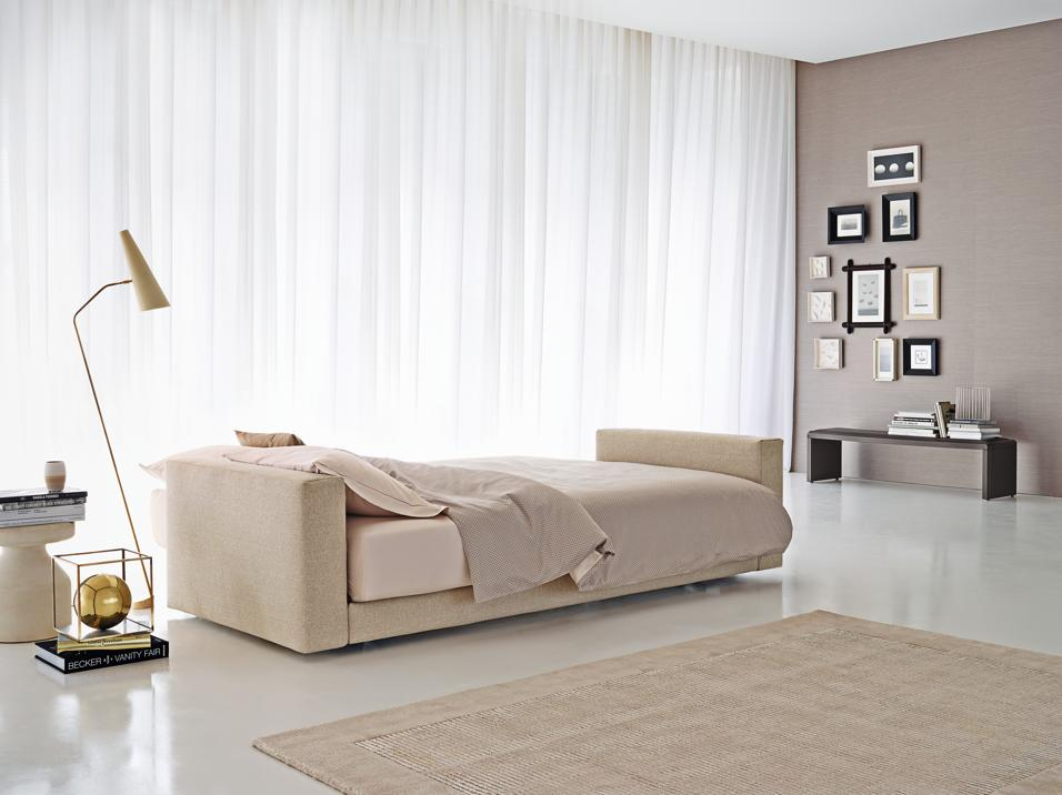 20 modi per sfruttare il più trasformista degli imbottiti e avere il classico posto (letto) in piùFlou