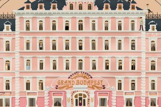 Grand Budapest Hotel © 2014 Twentieth Century Fox Film Corporation. All rights reserved.The Wes Anderson Collection: The Grand Budapest Hotel, Matt Zoller Seitz Published by Abrams Books