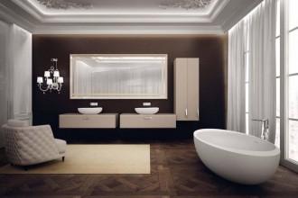 I mobili per arredare il bagno20 modi per incorniciare il lavabo: oltre alla funzione del contenere, il mobile riassume lo stile del proprio bagno. Possiamo considerarlo il capo-spalla dell'arredobagnoTeuco
