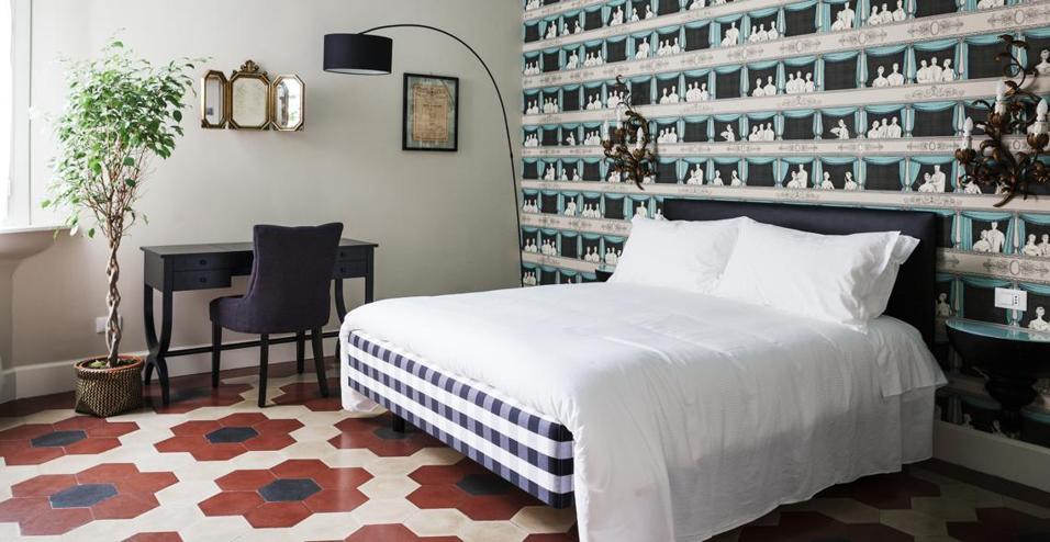 Poche stanze, accoglienti e luminose, arredate con cura e grande gusto per i dettagli. Un nuovo Adorabile adresse a Milano, in via Bramante 14