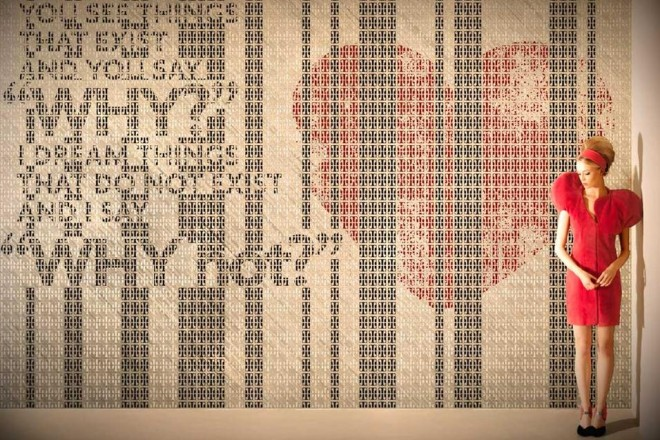 Il design diventa romantico in occasione di San Valentino 2015. Originali proposte regalo tra icone del progetto e novità dell'ultim'ora.WALL&DECÒ