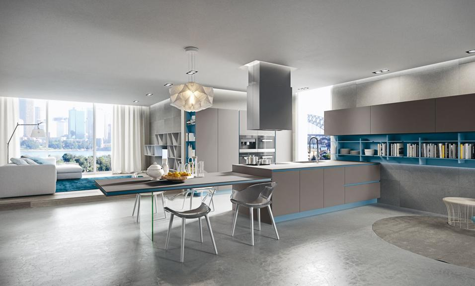 Arrital cucine nuovo shoroom e campagna pubblicitaria - Arrital cucine rivenditori ...