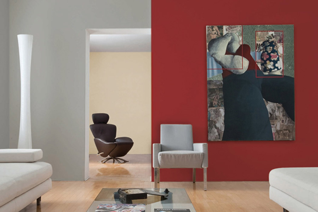 Pitture murali a sorpresa for Boero colori