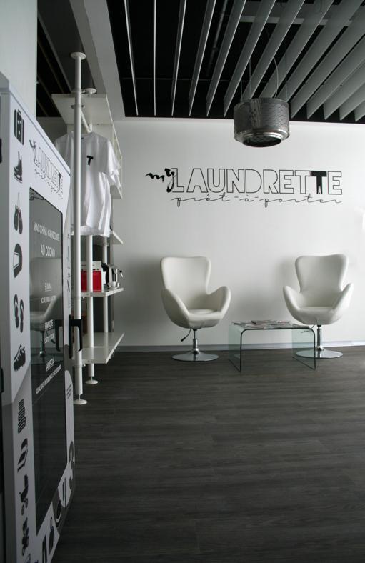 My Laundrette prêt-à-porter è una lavanderia innovativa che si propone come valido aiuto per ridurre i carichi di lavoro quotidiani e alleviare lo stress da vita metropolitana