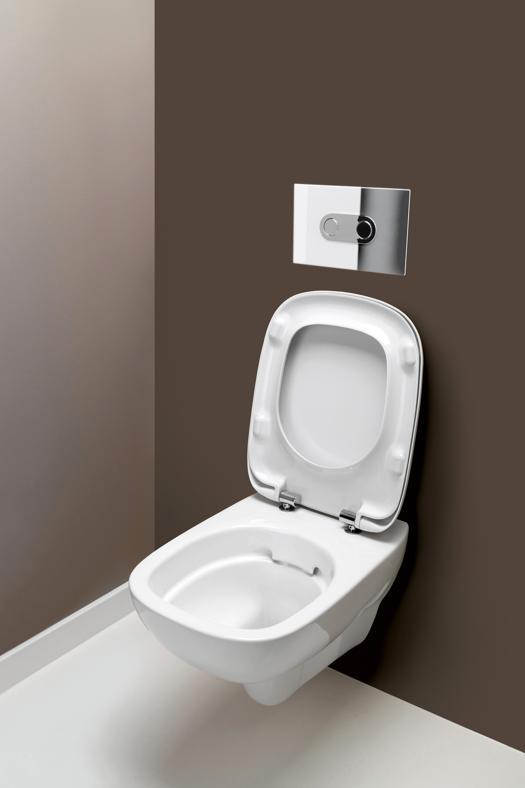 Colore e tecnica per il nuovo bagno for Arredo bagno pozzi ginori