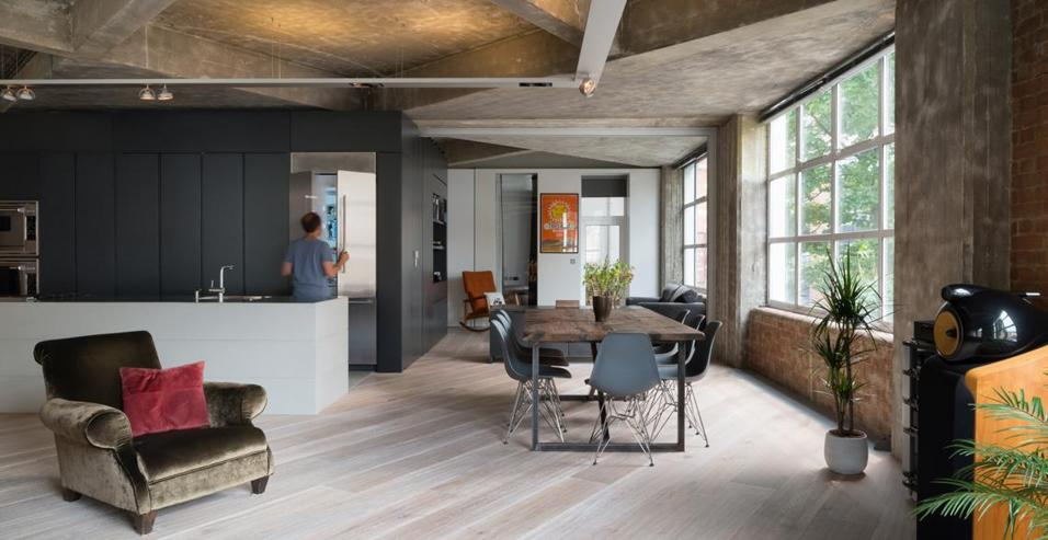 Loft nell\'East London