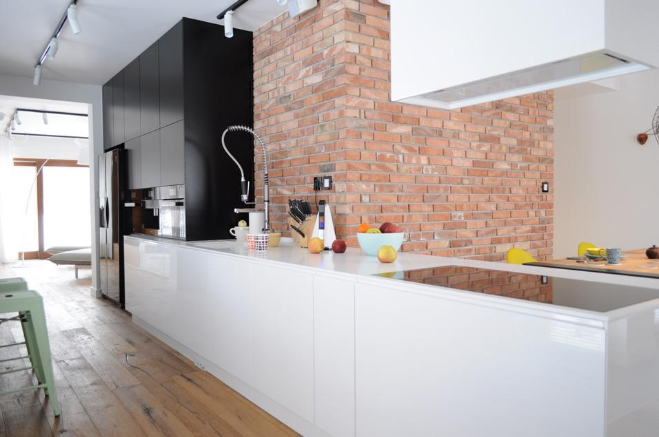 Cucina A Vista 35 Idee E Soluzioni Per Arredare