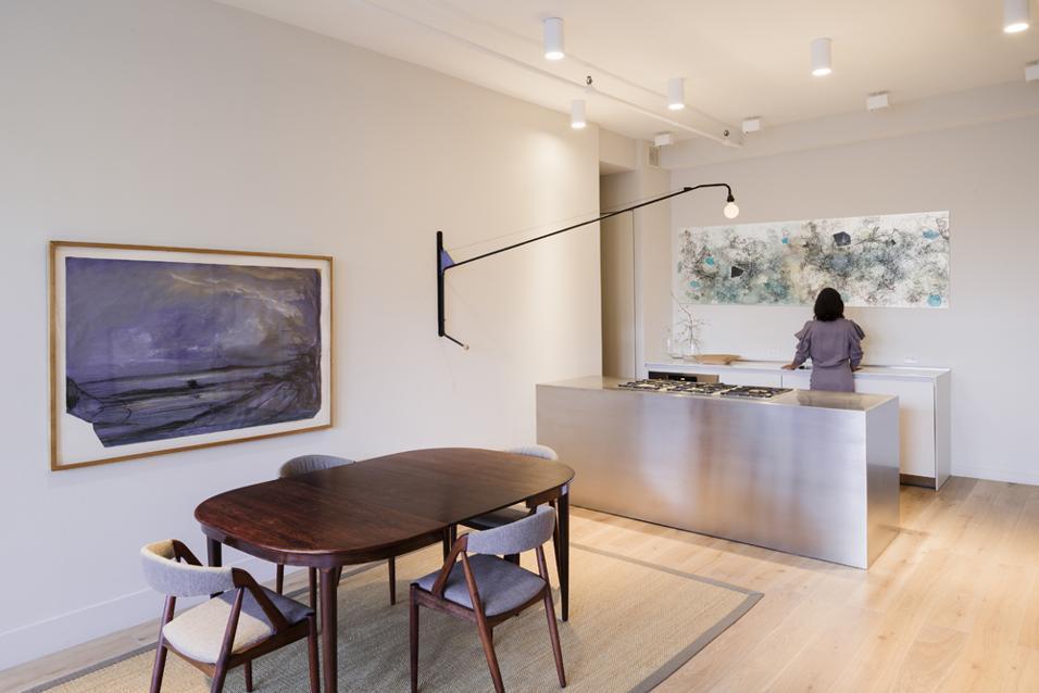 Illuminazione di un soggiorno moderno semplici soluzioni