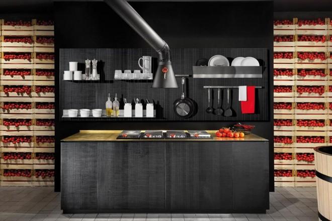 Attrezzare la cucina livingcorriere for Scaffali per dispensa
