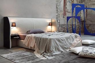 I nuovi letti: tenera è la notteOgni modello, matrimoniale o singolo, viene declinato in forme su misura, con cura sartorialeRoche Bobois
