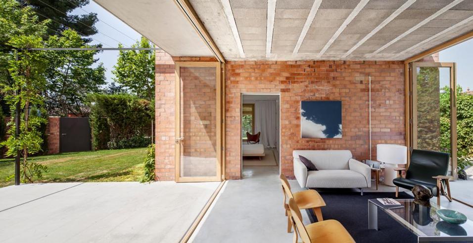 12 abitazioni con patio for Planimetrie della casa del registro del ranch