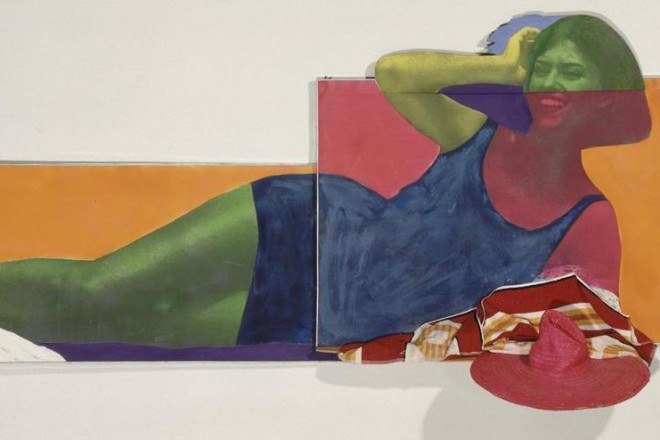 MARTIAL RAYSSE A PALAZZO GRASSI