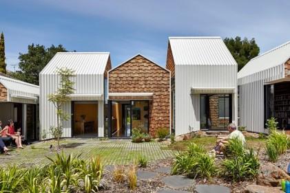 Case Tipiche Australiane : Villa in australia con interni di design